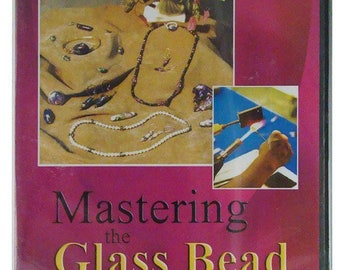 Fireworks Mastering the Glass Bead Instructional DVD Lampworking Beadmaking