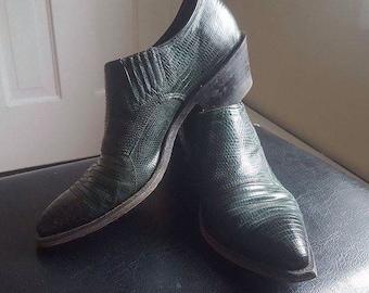 vintage NOCONA ankle boots size 6.5