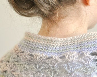 Cassie Capelet Crochet Pattern PDF