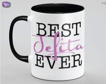Best Jefita Ever   Mothers Day Gift   Mothers Mug   Dia de las Madres   Coffee Mug   Gift for Mom   Gift for Jefita   Madre   Mama  