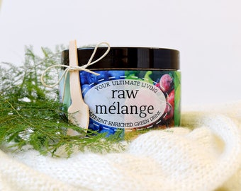 Raw Mélange | Nutritional Drink