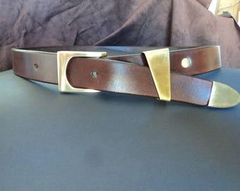 Curved Belt