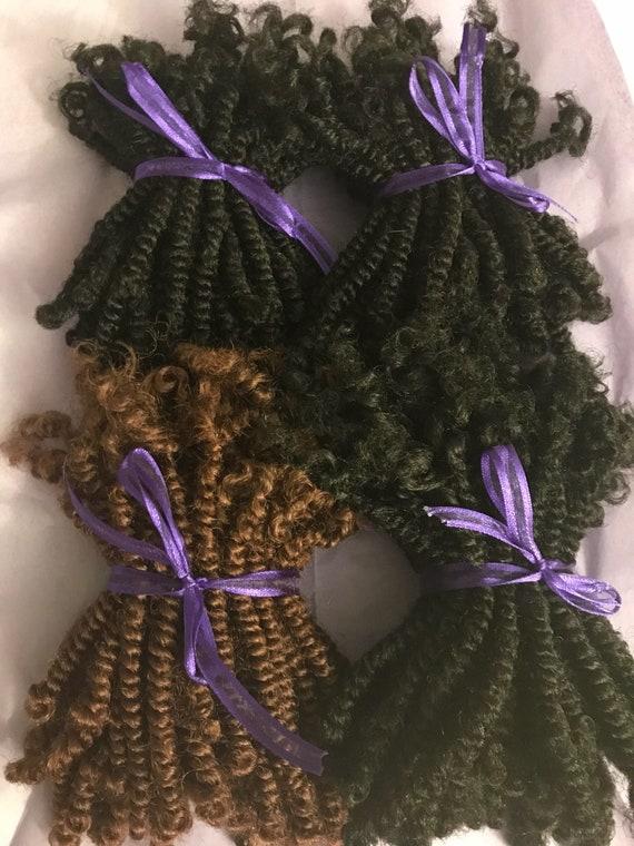 Pretwisted Kinky Twist- Enough for a Full Head Installation #Crochettwist 1B/30