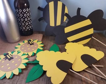 bee baby shower, meant to bee, bee themed party, bee bridal shower, bee-day, bee themed birthday, Bride to bee, mother to bee