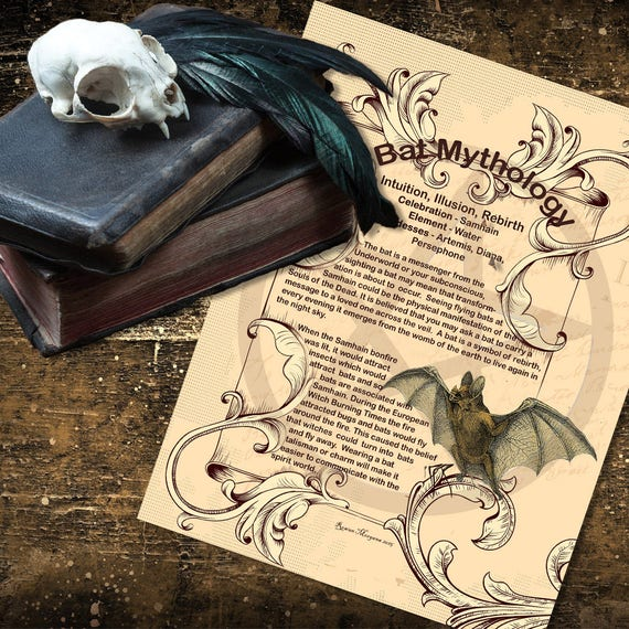 Bat Mythology