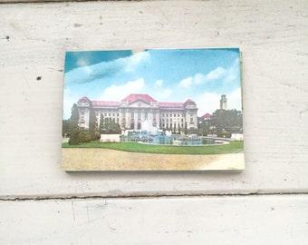 Photo souvenir booklet, wallet size booklet, tourist photos, photos of Hungary, Hungarian Tourism, paper epherma, color photos