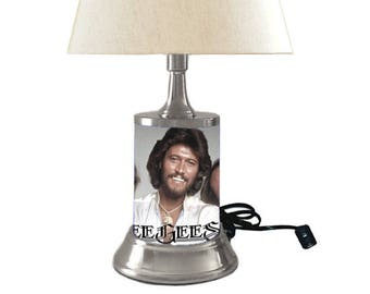 Bee Gees Lamp with shade