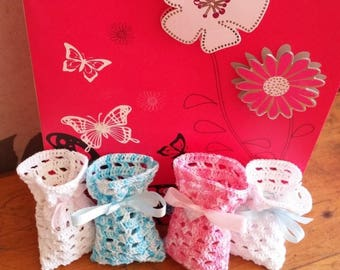 handmade small pouch favors for your friends