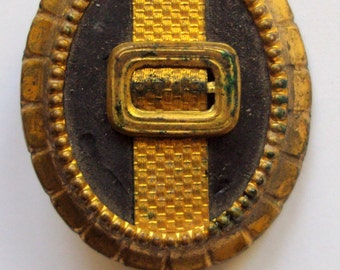 Antique Spanish Brooch.