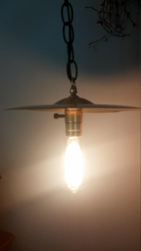 Cymbal Hanging Light