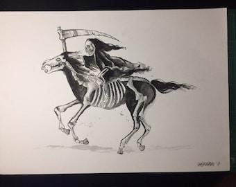 Def Rider (original drawing)