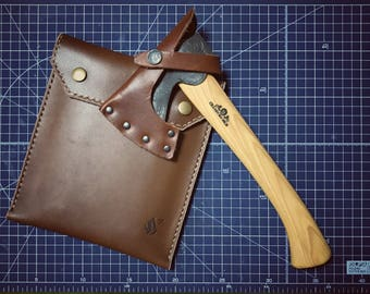 For Wood Stove Leather Sleeve