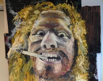 Original Painting- Corey Taylor singer of Slipknot