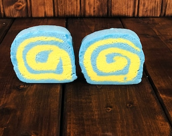 Ollie Branch Solid Bubble Bar, Bubble Bath Vegan, Handmade, Small Batch - New Recipe!