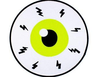 Back Patch // Eyeball