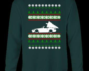 Gift for Honda S2000 owner christmas present sweater jdm enthusiast motorsport jdm acura