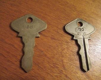 Model T Ford Car keys