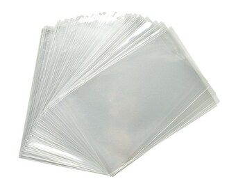 Clear Cello Bags, Cellophane Bags, Party Favor Bags, Candy Bags, 4 X 6