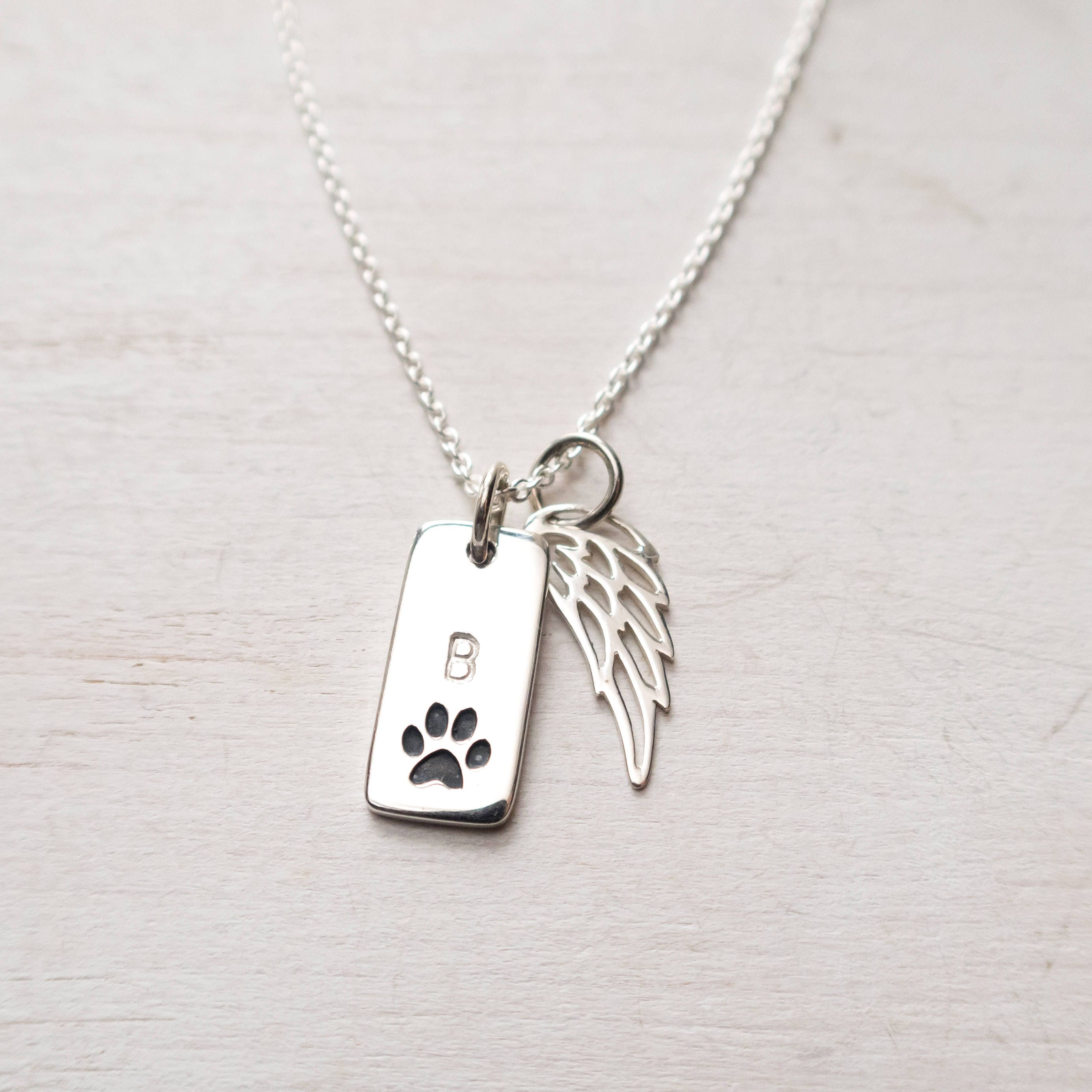 products chain dog example back cable yoga img iron strong necklace pendant silver down jewelry