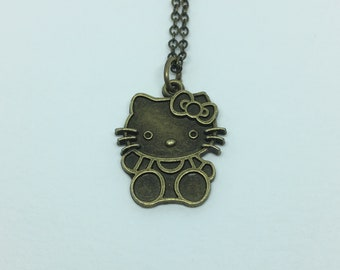 Hello Kitty Necklace- Party Favors