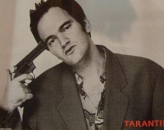 Quentin Tarantino 24x36 Russian Roulette Poster