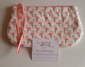 Pink wallet or Flemish Kit