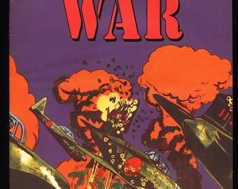 WAR #1 Wally Wood Sam Glanzman Silver Age War Anthology Alternative Reprint Comic