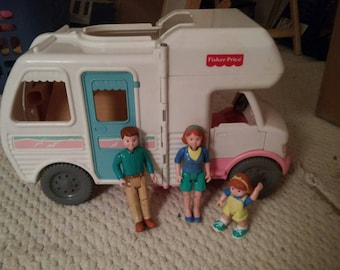 Vintage Fisher Price Rv