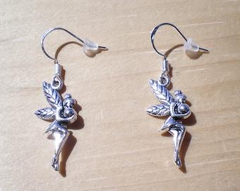 Fairy Earrings, Magical Earrings, Fantasy Earrings, Charm Earrings, Jewelry Findings