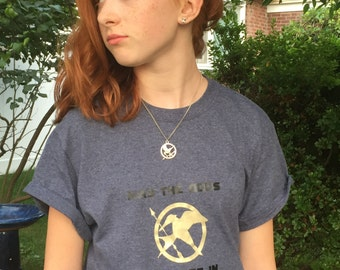 Mockingjay (Hunger Games) T-Shirt