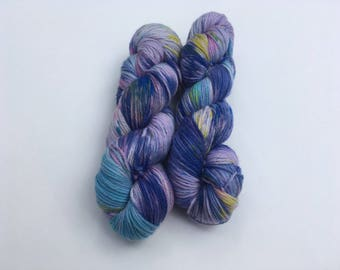 Aluminium Christmas Trees - Peanuts Holiday Collection - Untreated Merino - DK Weight Yarn