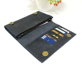 Wallets Thin Wallet Handmade Mens Wallet Thin Wallet Vintage Wallet Customized Wallet Bifold Women Long Wallet Wallet Women Leather