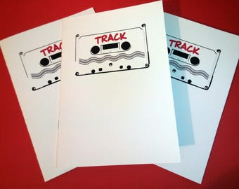 TRACK Comic - Six stories about one song.