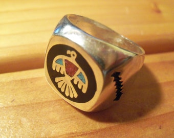 Flying Bird Ring