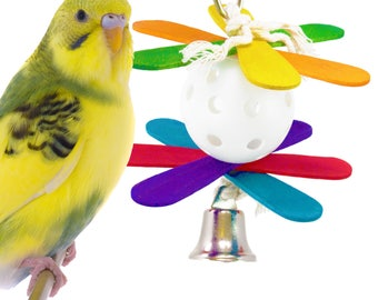 50022 Whiffed Bird Toy