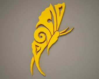 Butterfly, 3D Wall decor