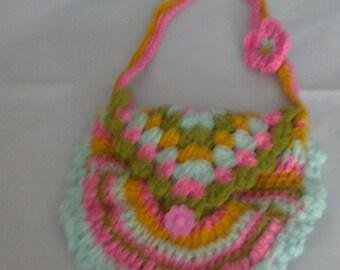 Girl's summer bag
