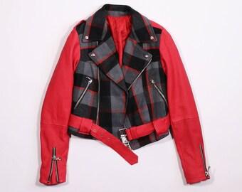 VINTAGE - Recycled jacket