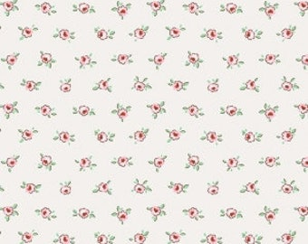 Dolly Rose Pink from the Little Dolly collection by Elea Lutz for Penny Rose / Riley Blake Fabrics