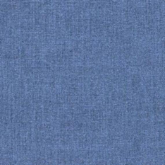 "FQ 18"" x 22"" SHOT COTTON Blue Jeans Kaffe Fassett"