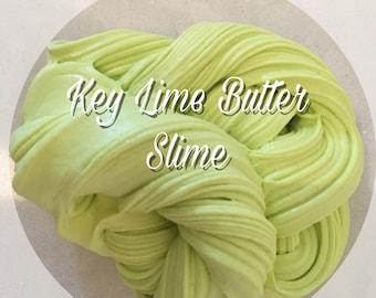 Key Lime Butter Slime