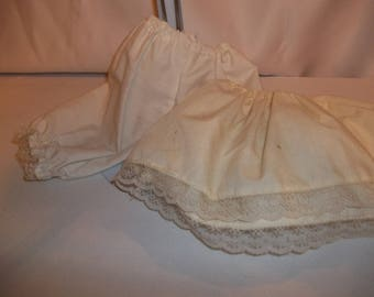 "18"" doll Bloomers and Slip 336E"