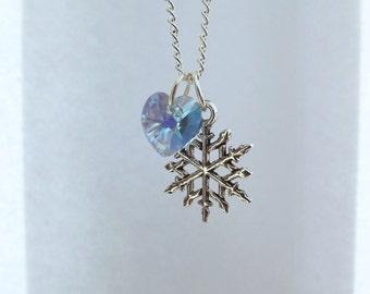 Frozen Character Necklace: Elsa