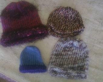Beanies Loom Knit