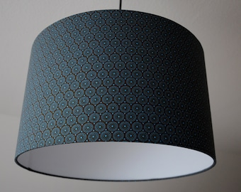 "Lampshade ""Retro Circle"""