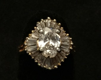 Vermiel Sterling silver with cz