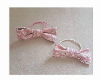 Elastic bow tie