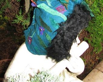children forest fairy hood
