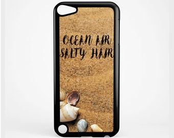 Ocean Air Salty Hair For iPod 4th Generation, iPod 5th Generation, and iPod 6th Generation