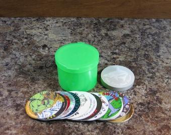 Hawaiian Milk Caps (POGS)